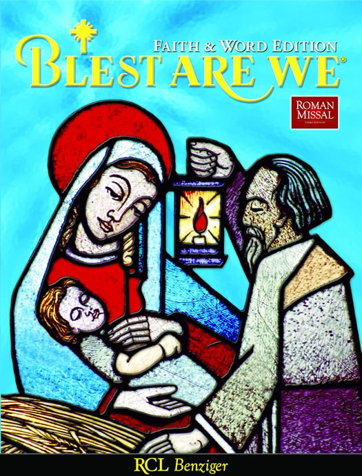 Blest Are We Faith Word Parish Products RCL Benziger